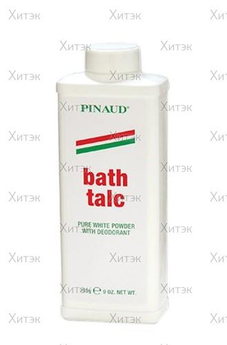 Bath Talc Тальк после душа с дезодорантом (белый), 255 гр