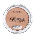 Пудра для лица антибактериальная Clearface 301, 6 гр