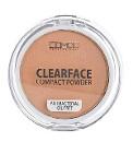Пудра для лица антибактериальная Clearface 302, 6 гр