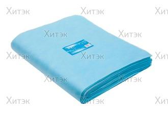 Салфетки для солярия в пачке SMS 20 голубой 40x60 см