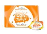 Маска для лица увлажняющая Сок для лица манго и йогурт
