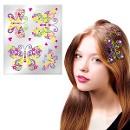 Набор для декорирования волос Бабочки