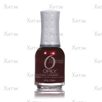 044 т. Лак для ногтей Ever burgundy, 18 мл