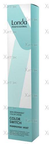 Оттеночная краска прямого действия Mint, 80 мл