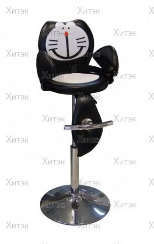 Кресло детское D04 Черный кот