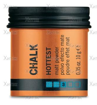 Пудра для волос с матовым эффектом Chalk, 10 мл