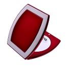 Зеркало компактное Red and White с 3-х кратным увеличением