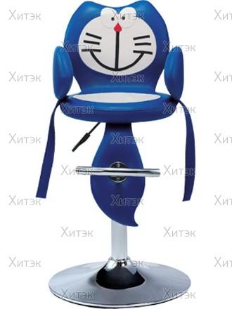 Кресло детское D04 Синий кот