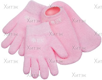 Комплект увлажняющий с экстрактом лаванды, цвет розовый