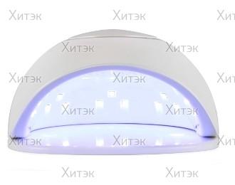 Лампа сенсорная белая UV LED 48W F4S с вентилятором