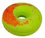 """Гейзер для ванны """"Персиковый пончик с киви"""", 140 г"""