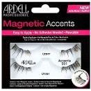 Ресницы магнитные для внешних краев глаз 001