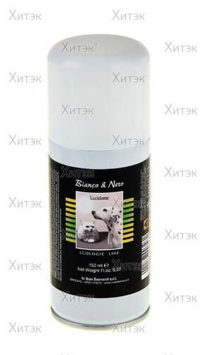 Блеск для шерсти кошек и собак Bianco Nero, 150 мл