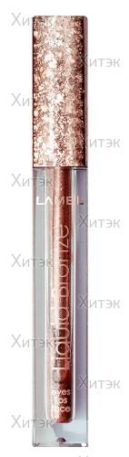 Жидкие тени Liquid Bronze тон 3