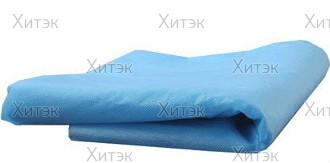 Простыня Model  в пачке 70x200 голубой (10 шт)