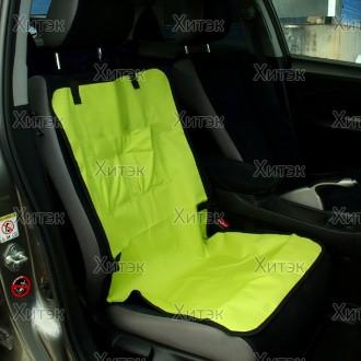 Авточехол непромокаемый на переднее сидение, 113 х 52 см