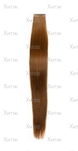 Волосы для ленточного наращивания 7.0 (8), 50 см