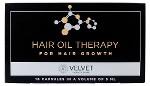 Масляный комплекс Hair Oil Therapy for hair growth, 16 ампул по 5 мл