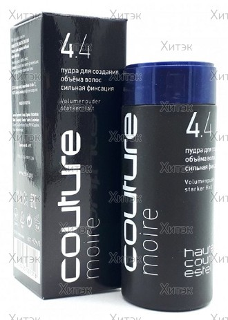 Пудра для создания объема волос Moire Haute Couture, 8 гр