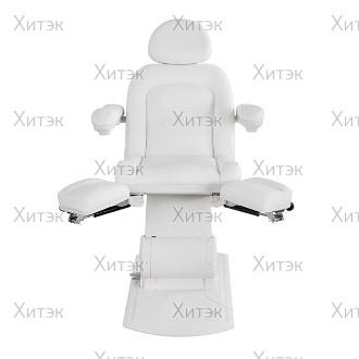 Педикюрное кресло P22, белое