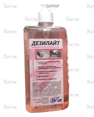 Дезилайт гигиеническое жидкое мыло, 1л