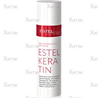 Кератиновая вода для волос, 100 мл
