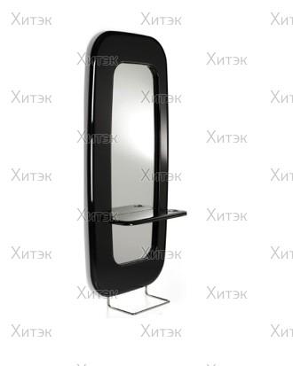 Зеркало Tonneau Black, 73 х 80 х 30 см