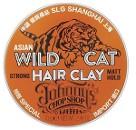 Глина для устойчивой фиксации волос Wild Cat, 70 гр