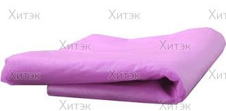Простыня SMS 17 в пачке 70x200 розовый (10 шт)
