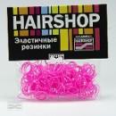 Резинки силиконовые (розовые)