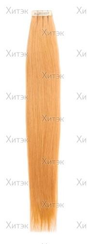 Волосы для ленточного наращивания 10.33 (120), 50 см