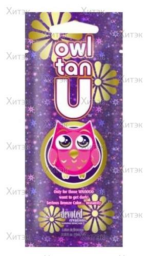 Крем для загара в солярии Owl Tan U, 15 мл
