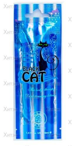 Крем для загара в солярии Black Cat, 10 мл