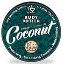 """Твердое масло-автозагар для тела """"Coconut"""", 150 мл"""