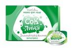 Маска для лица антистресс Сок для лица зеленый чай и жасмин