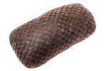 Подкладка для причёсок 180 х 55 мм, шатен