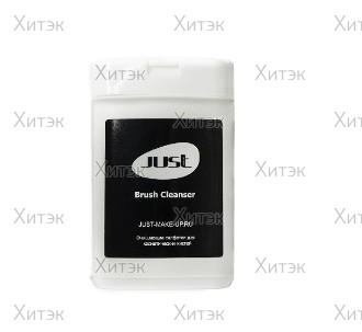 Очищающие салфетки для косметических кистей Brush Cleanser, 50 шт