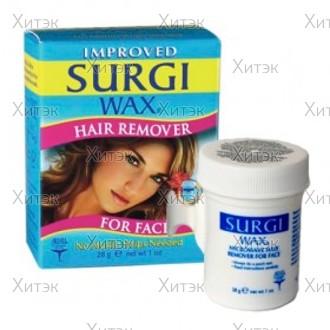 Wax Facial Воск для удаления волос на лице
