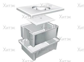 Емкость-контейнер ЕДПО-1-01 для дезинфекции медицинских изделий