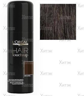 Профессиональный консилер для волос коричневый, 75 мл