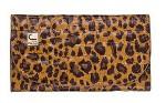Набор маникюрный Lady 5 предметов (леопард коричневый)