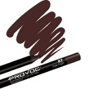 Гелевая подводка-карандаш для глаз, цвет темно-шоколадный 87