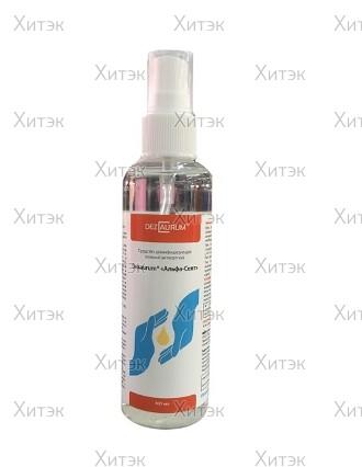 Средство дезинфицирующее спрей ( кожный антисептик), 100 мл