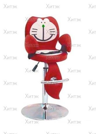 Кресло детское D04 Красный кот