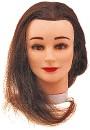 Тренировочный макет STUDENT с натуральными волосами 100%.