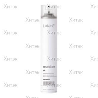LAK NATURAL STYLE - Лак для волос нормальной фиксации (750 мл)